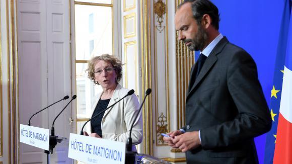 Ministre du travail - Philippe